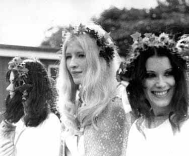 Maxine Sanders: La Reina Bruja