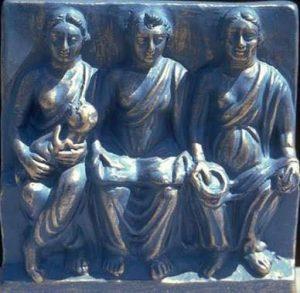 Las tres madres