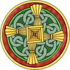 La cruz de Brigit