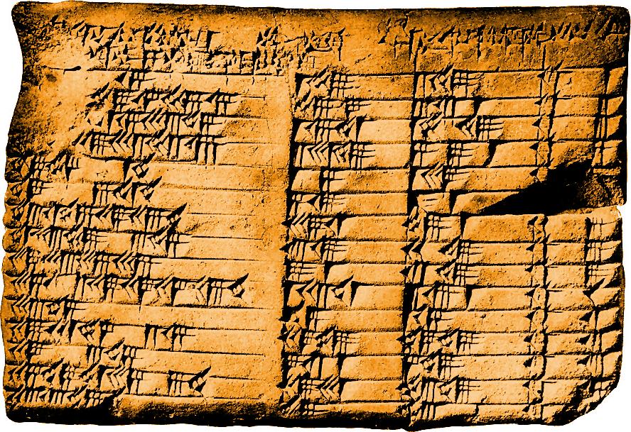 El significado matemático de la tablilla babilónica Plimpton 322 ...